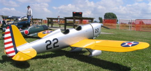 Model Aircraft Ryan Saito 125